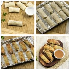Weight Watchers Mexican Spring Rolls are flavorful tasty snacks and only have 1 Freestyle SmartPoint per spring roll. Perfect for dinner or an appetizer. Weight Watchers Lunches, Weight Watchers Diet, Weight Watcher Dinners, Weight Watchers Chicken, Easy Spring Rolls, Baked Spring Rolls, Weight Gain Meals, Weight Loss, Cooking Recipes
