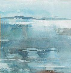 John Blockley Watercolour Artist | gwilym john blockley 1921 2002 sutherland