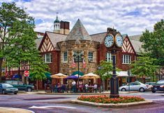 Scarsdale, New York.  Worked here as a nanny from Jan - May 2003.