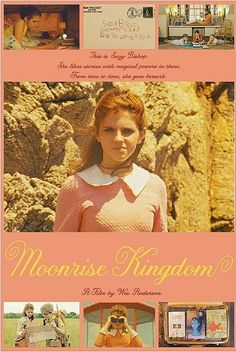 Suzy (l'esordiente Kara Hayward) in Moonrise Kingdom di Wes Anderson Edward Norton, Bill Murray, Bruce Willis, Great Films, Good Movies, Kara Hayward, Wes Anderson Movies, Moonrise Kingdom, Movies Worth Watching