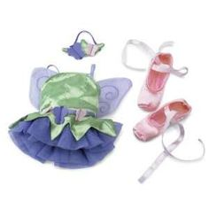 Manhattan Toy Lilydoll Apparel Enchanted Ballet Outfit for
