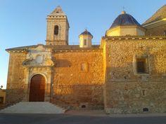 Albacete Iglesia de Alborea