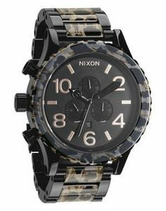 Nixon 51-30 Chrono Watch - Men's All Black/Leopard, One Size NIXON. $279.37. Brand:Nixon. Model: A0831153. Condition:brand new with tags. Band color: leopard-pattern. Dial color: black. Save 44%!