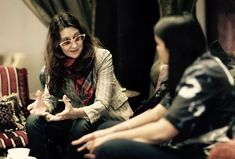 Lucrecia Martel photo courtesy of the Doha Film Institute