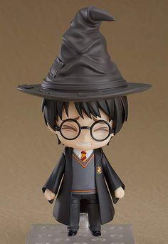 Anime Nendoroid 999# Harry Potter Figure Harry Potter Hedwig Figurine Boxed