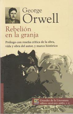 George Orwell. Novela.