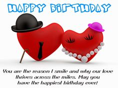 lovely happy birthday words - Free Large Images