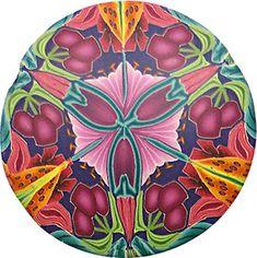 Needlepoint as Color Inspiration | Carol Simmons Designs