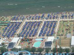 **Marano Beach 135-136 - Riccione, Italy