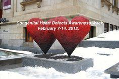 CHD Awareness 2012