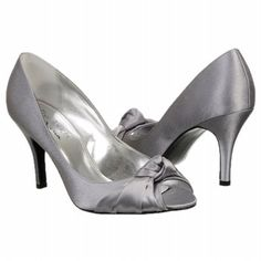 pewter wedding shoes opal women s dress shoes and bridesmaid shoes in pewter 6496