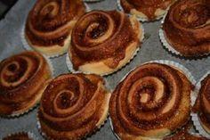 Vain yksi nopea kohotus, eikä pitkiä odotteluita. Ei tarvitse miettiä hiivan toimitaan tarvittavia nesteiden lämmittelyjä. Tällä onnistut varmasti. Kasvisruoka. Reseptiä katsottu 9020 kertaa. Reseptin tekijä: jejami. Baking Recipes, Cake Recipes, Something Sweet, Pancakes, Muffins, Cheesecake, Sweets, Cookies, Breakfast