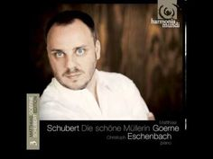 ▶ Schubert: Halt! (from Die schöne Müllerin, Op.25 D.795) - Matthias Goerne & Christoph Eschenbach - YouTube