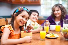 Making a healthy breakfast is important for a good begin to the day. Both children and adults can benefit by eating a well-balanced breakfast every day.