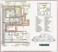 1973 Super Beetle Wiring Diagram | 1973 Super Beetle Fuse Wiring ...