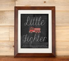 Firefighter Baby Nursery Decor, Chalkboard Sign, Fireman Gift, Fire Truck  Decorations, Firefighter Sign, Firefighter Baby Shower, Preemie