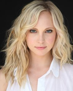 Candice Accola Gorgeous Messy Beach Waves