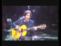 GIORGIO GABER - BENVENUTO IL LUOGO DOVE (LIVE)
