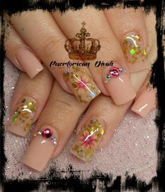 How To Make A Feather Nail Design. Creating the perfect manicure and nail art design isn't merely about color or style. Red Acrylic Nails, Summer Acrylic Nails, Fancy Nails, Bling Nails, Stylish Nails, Trendy Nails, Perfect Nails, Gorgeous Nails, Feather Nail Designs