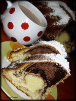 ♥ jemnulinká a vláčna bábovka - My site No Cook Desserts, Sweet Desserts, Sweet Recipes, Delicious Desserts, Cake Recipes, Dessert Recipes, Slovak Recipes, Czech Recipes, Homemade Chocolate Bars