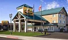 Gray Wolf Inn & Suites--West Yellowstone, MT