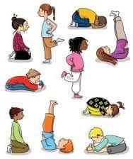Afbeeldingsresultaat voor yoga kleuter