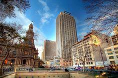 George Street, Sydney by Christopher Chan, via Flickr