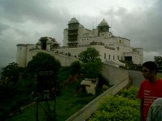 Monsoon Palace Sajjan Garh Fort