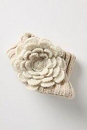 Flower Girl Cottage: Anthropologie Inspired - Free Knit/Crochet Pattern