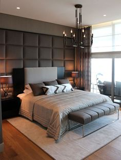 Modern Style Bedroom Design Ideas And Pictures. Sleep Tight Tonight In A  Cozy Space Courtesy Of Our Collection Of Modern Bedroom Ideas.