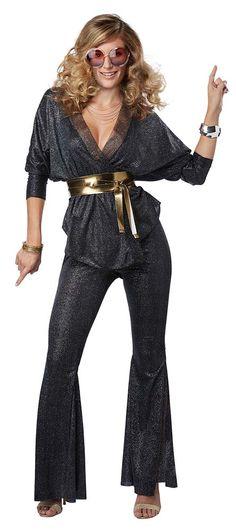 4986882feb Women's Disco Dazzler 70s Costume - Candy Apple Costumes - See All Women's  Costumes