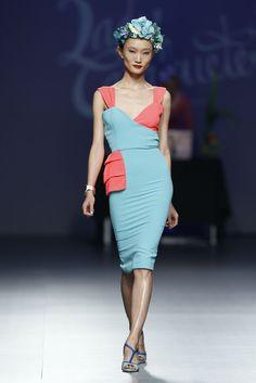 Lady Cacahuete (Colección SS 2014) #MBFWM #elego #vestidodefiesta #vestidosinvitadas #dresses #spain