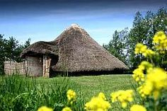 A Celtic Round House at the Flag Fen archaeological site. The site is currently in danger of becoming dehydrated and decaying within a short time period of 20 years. We're supporting a project to rescue and research as much as possible before then!