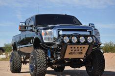 custom ford trucks   Custom Bolt on Baja Bumpers - Ford Truck Enthusiasts Forums