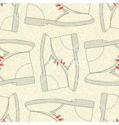 Boots vector on VectorStock®