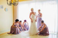 Wedding at Hotel Pueblo Bonito Sunset Beach. Bride Getting Ready. #emweddingsphotography #destinationweddings