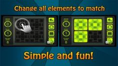 Shapes!! - Shapes!! offers players a beautifully designed relaxing, yet challenging, puzzle environment. Developed by Pawel Jurczyk, this puzzler for iPhone and iPad is a great way to tickle your brain. Like many great puzzle games, Shapes!! is easy to understand but difficult to master. Click the image for our full review.