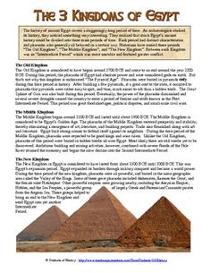 egyptian homework help