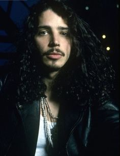 •1992• •Aragon Ballroom, Chicago, USA• ©Gene Ambo Photography  Photographer: Gene Ambo #Badmotorfinger25 #ChrisCornell #Soundgarden #Badmotorfinger #GeneAmbo #GeneAmboPhotography
