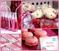 Hello kitty french party 300x260 Hello Kitty Party:  DIY Ideas