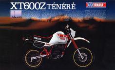 xt600zténéré