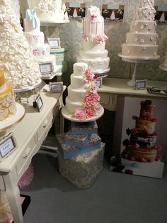 Wedding Fair Cake