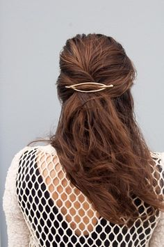 Barrette - Hair Pieces - Jewelry - Bario Neal