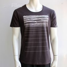 T-Shirt PANTÍN beach. Camiseta oficial PANTIN CLASSIC PRO, evento 27 en color gris oscuro. Classic, Mens Tops, T Shirt, Fashion, Charcoal Color, Grey Colors, T Shirts, Puppet, Derby