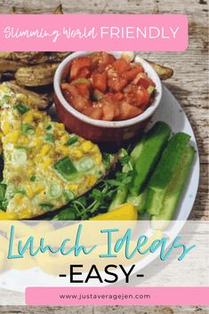 The best lunch ideas for slimming world to keep you full and healthy so you can lose weight Slimming World Lunch Ideas, Easy Slimming World Recipes, Slimming World Diet, Syn Free Food, Vegetable Couscous, Couscous Recipes, Cold Meals, How To Cook Chicken, A Food