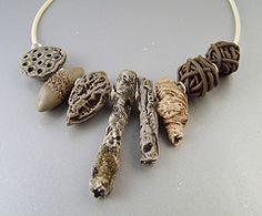 Necklace   Kim Cavender.  Great job, Kimmie!