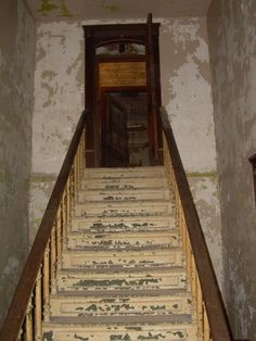 Mansfield Reformatory Basement