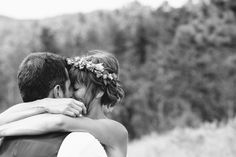 Amy + Eric  |  Intimate Colorado Mountain Wedding | Megan Newton Photography
