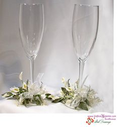 Copas brindis boda