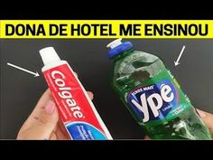 Household Cleaning Tips, Cleaning Hacks, Dental, Fitness Websites, Portable Washing Machine, Portuguese Recipes, Natural Cleaning Products, Diy Arts And Crafts, Wedding Nails